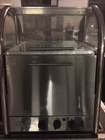 King Edward Vista 60 Bake & Display Oven