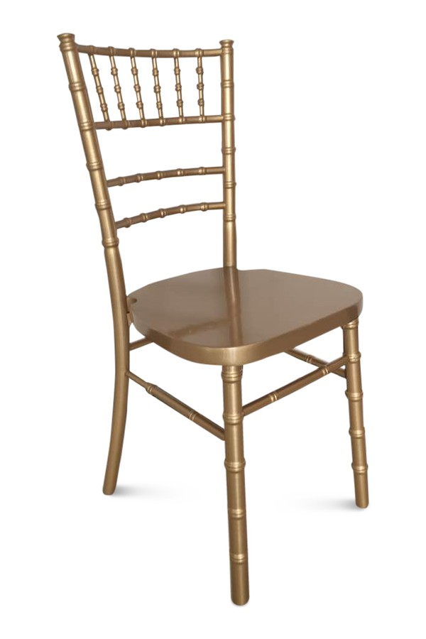 Chiavari Chairs with Curved Backs