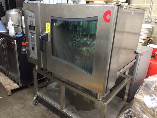OES-6.20 Convotherm combi oven steamer