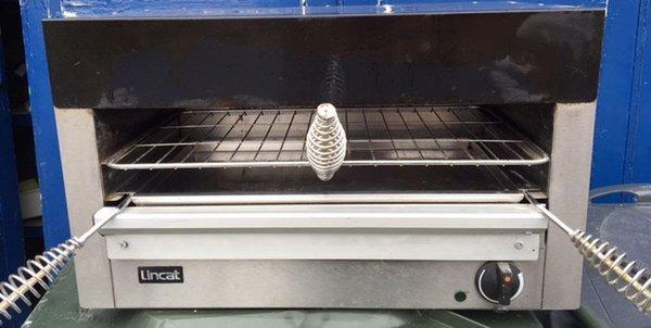 Lincat LGT salamander grill