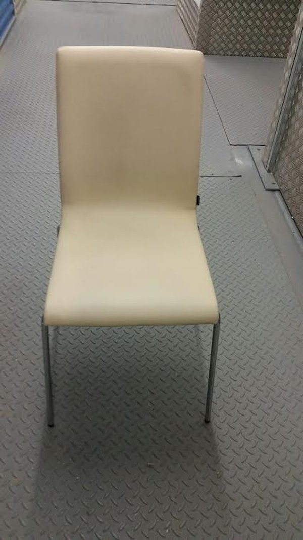 Leather dinning chairs for sale