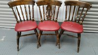 Traditional pub chairs for sale