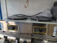 Double crep machine for sale