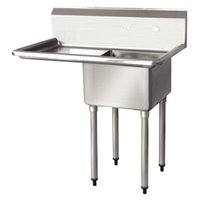 Brand New Stainless Steel Single Sink (3788)