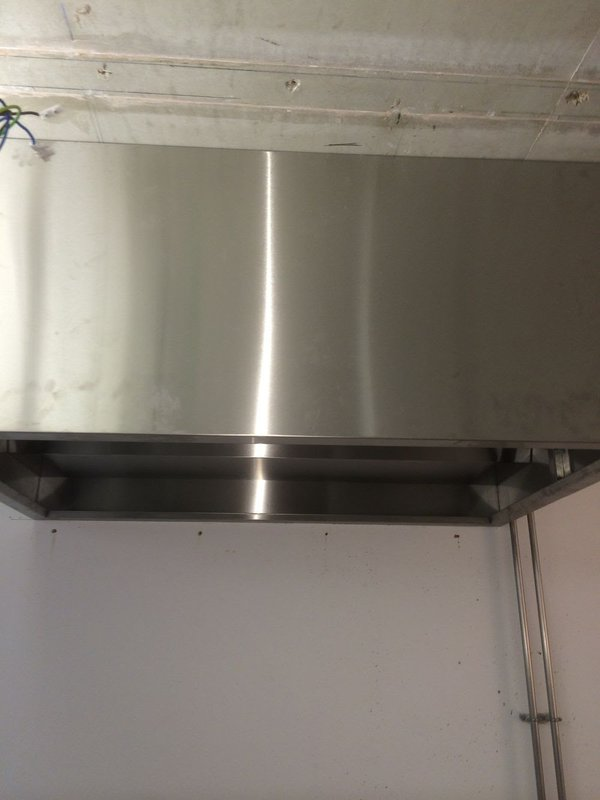 Commercial Stainless Steel Full Extraction Unit