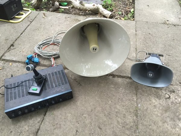 Outdoor PA Systems