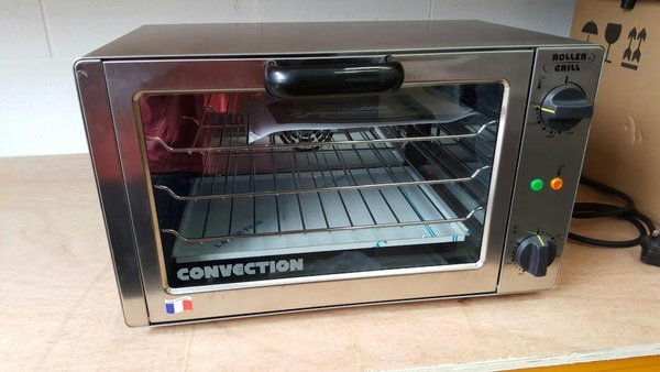 Roller Grill Convection Oven