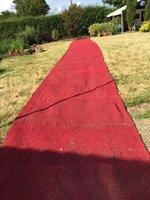 Red Coir Matting