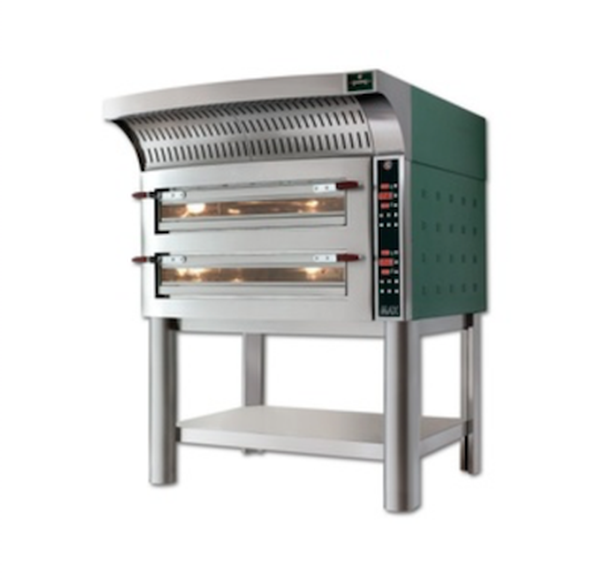 Coppone Double Pizza Oven