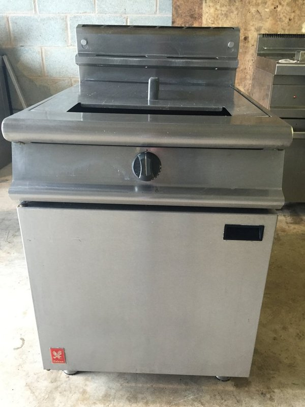 Falcon Twin Basket Fryer  (G3860)