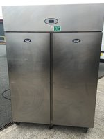 Foster 2 Door Tall Fridge  (PROG1350H-A)