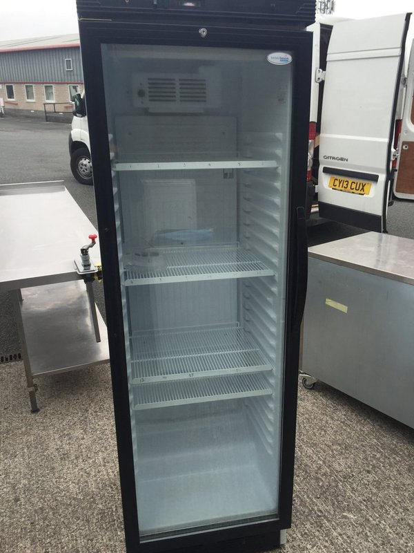 Interlevin Wine Cooler Fridge (SC381)