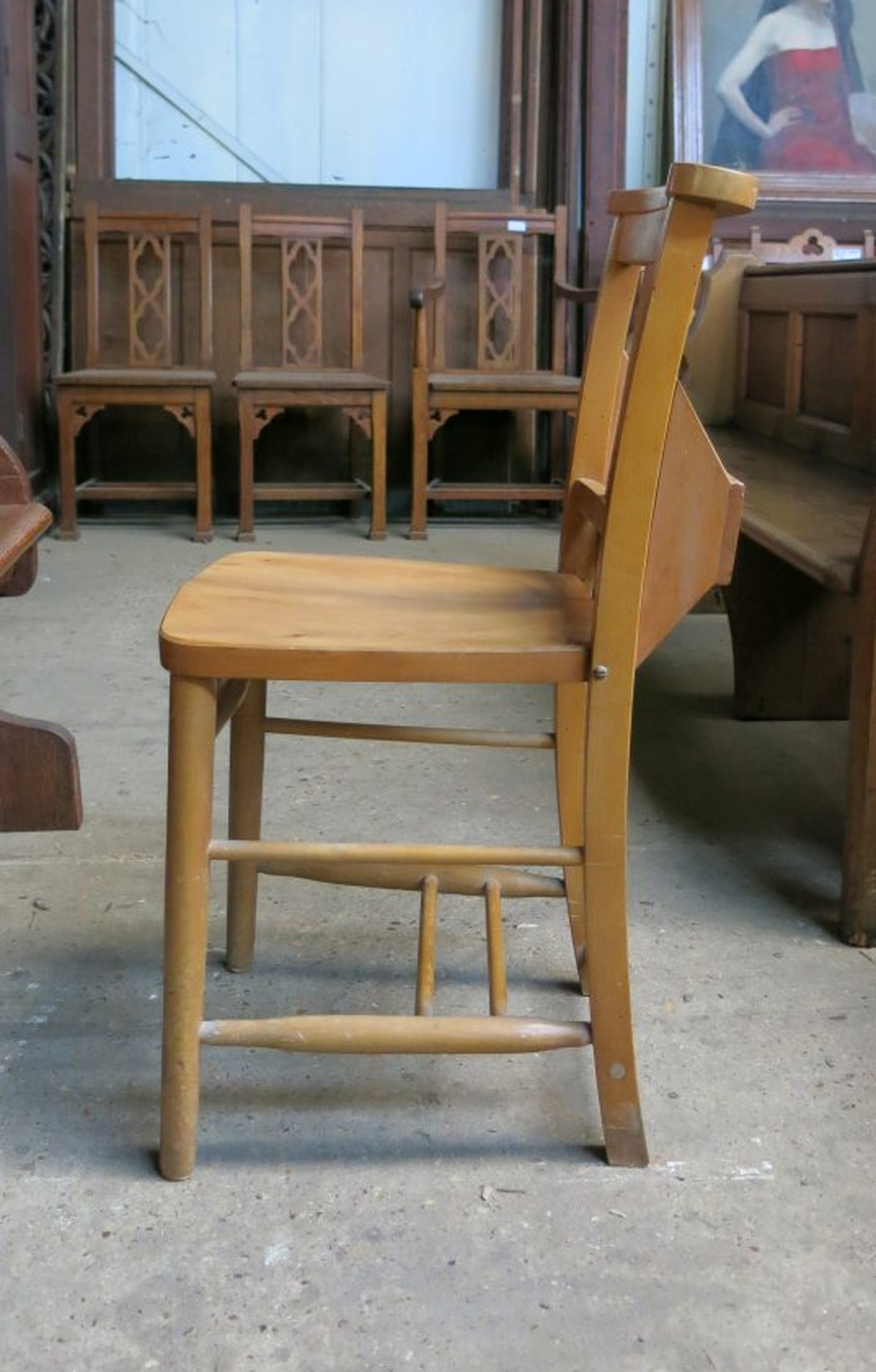 Secondhand Vintage and Reclaimed Church