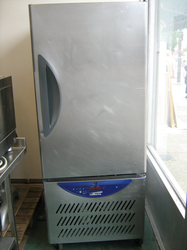 Williams WBCF30 Blast / Chiller Freezer