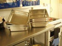 30x Gastronorm Half Size Pans
