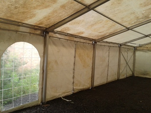 12m x 12m Marquee