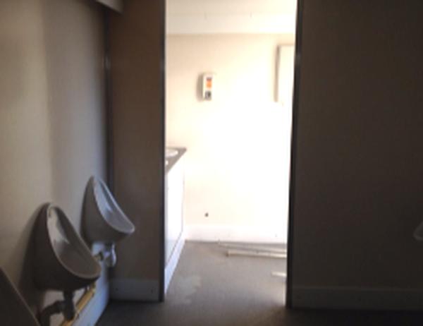14 Urinal Toilet Trailer