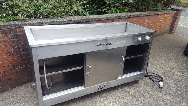 Wet Well Bain Marie / Carvery / Hot Cupboard