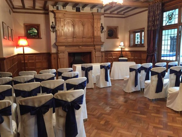 Ivory cheltenham chair covers