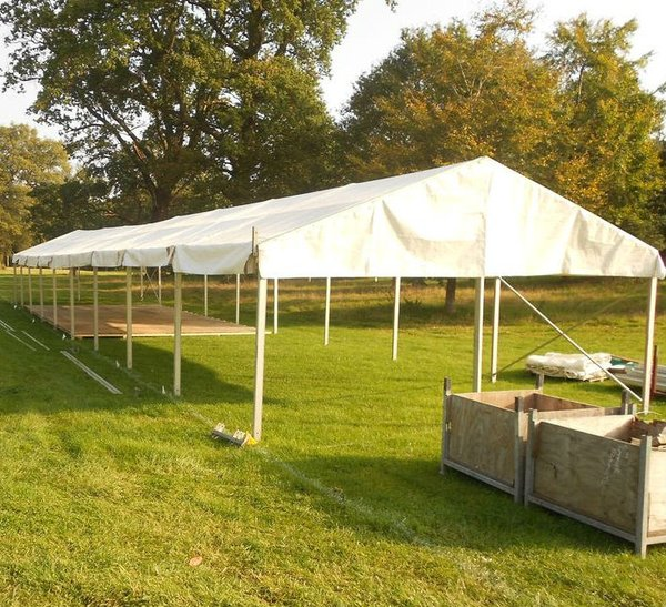 Curlew Secondhand Marquees Framed Marquees 0 6m Width