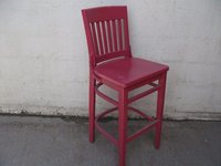 7x Pink Bar Chairs (Code BC 281A)
