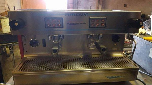 restaurant quality espresso machine