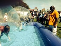 Water Zorbing Business