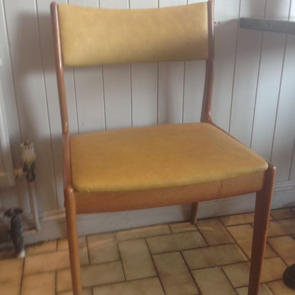 Vintage Danish Chairs