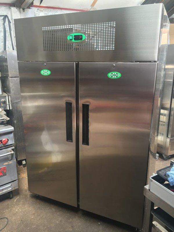 Like New Genfrost Double Freezer