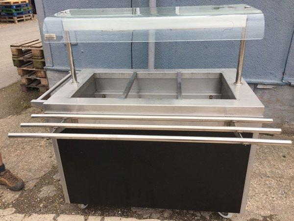 DHR International Heated Carvery Unit