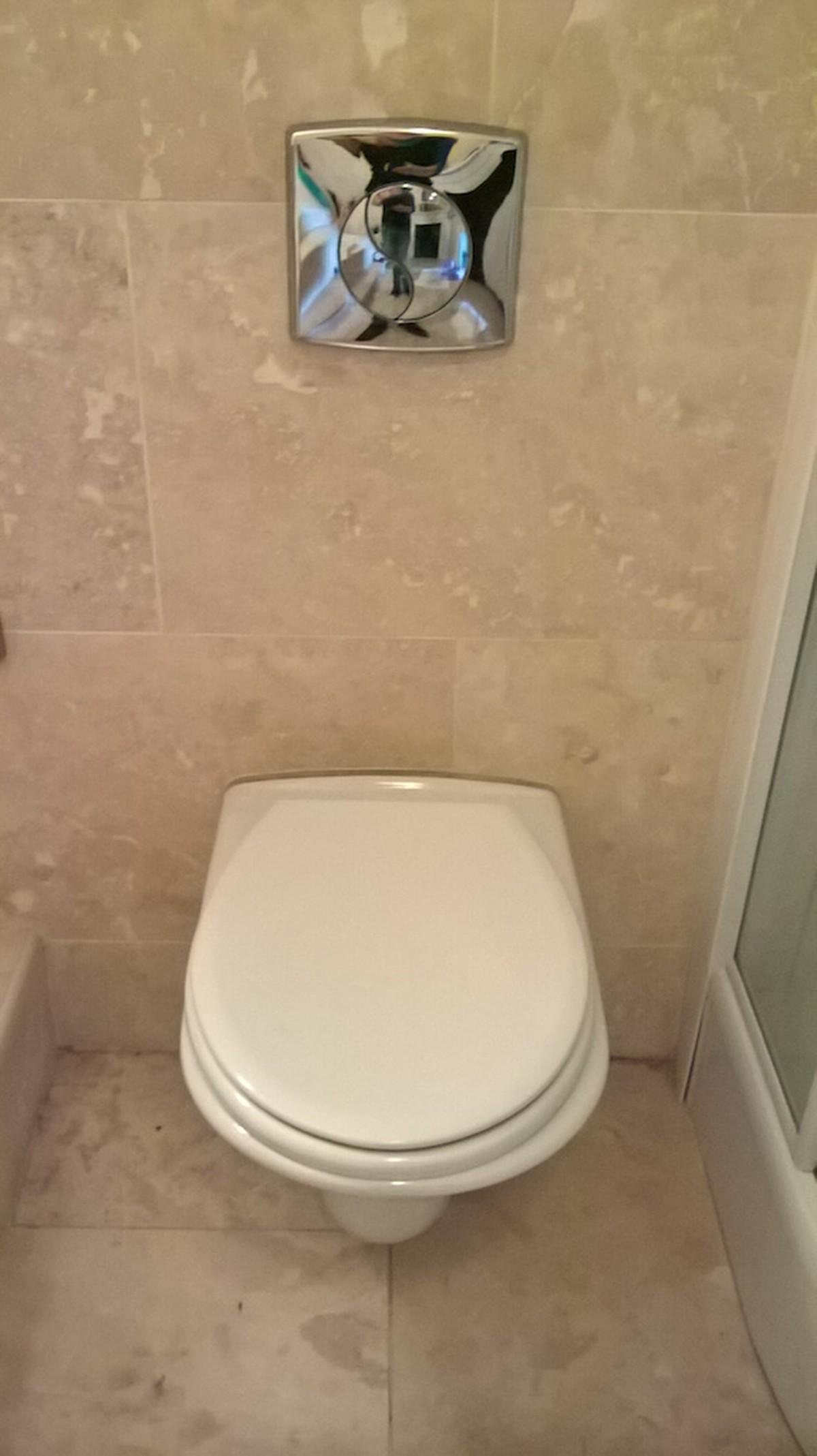 complete bathroom set nice look | a1houston