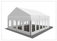 New 10 x 18 Clear Span Marquee