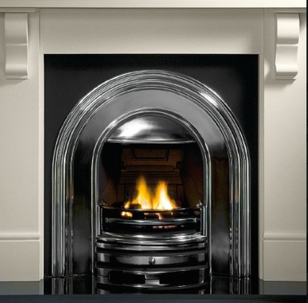 GAL008 – The Royal Cast Iron Fireplace Insert