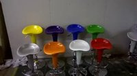Tee gas lift stools in various colours