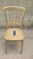 Cheltenham Gold Chairs