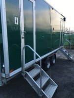 3 + 1 Toilet trailer for sale Republic of Ireland