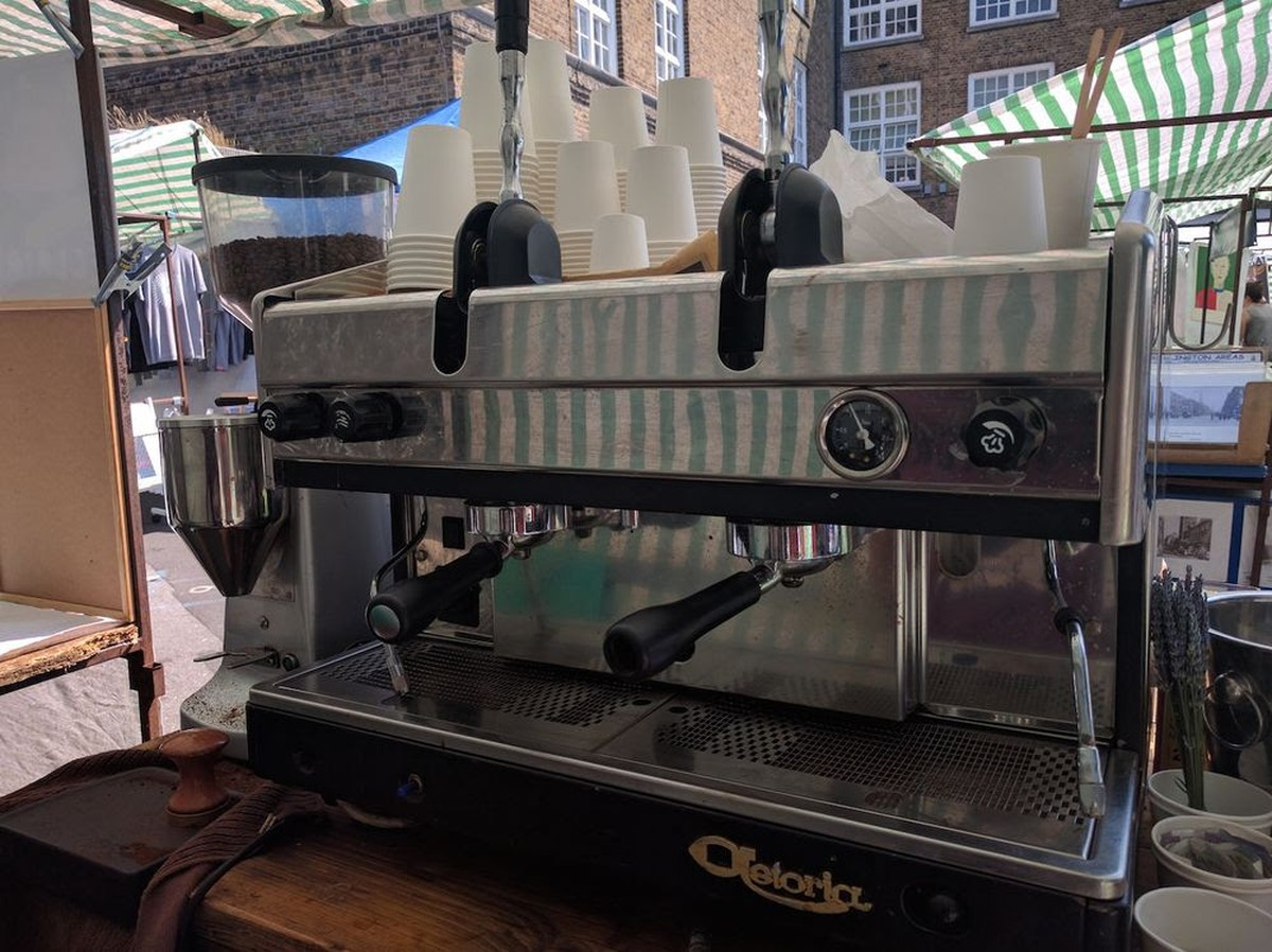Electronic Rancilio Coffee Machine For Sale secondhand catering equipment espresso machines lpg electric machine for sale