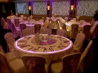 LED Round tables