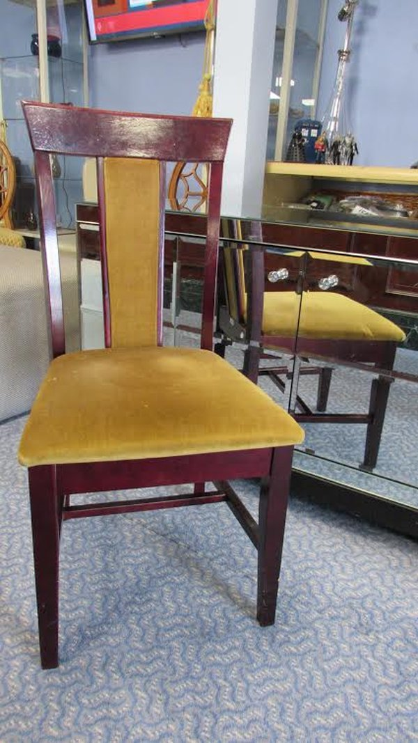 Dining chairs - retro