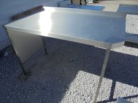 Stainless Steel Table (3868)