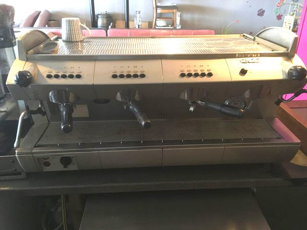 Gaggia GD Coffee Machine