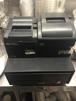 Star printers Kitchen and receipt printer