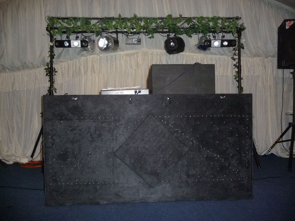 DJ sound and lighting equipment for sale