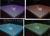 LED colour changing dance floor