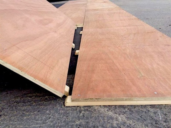 Marquee Flooring / Interlocking Wooden Flooring