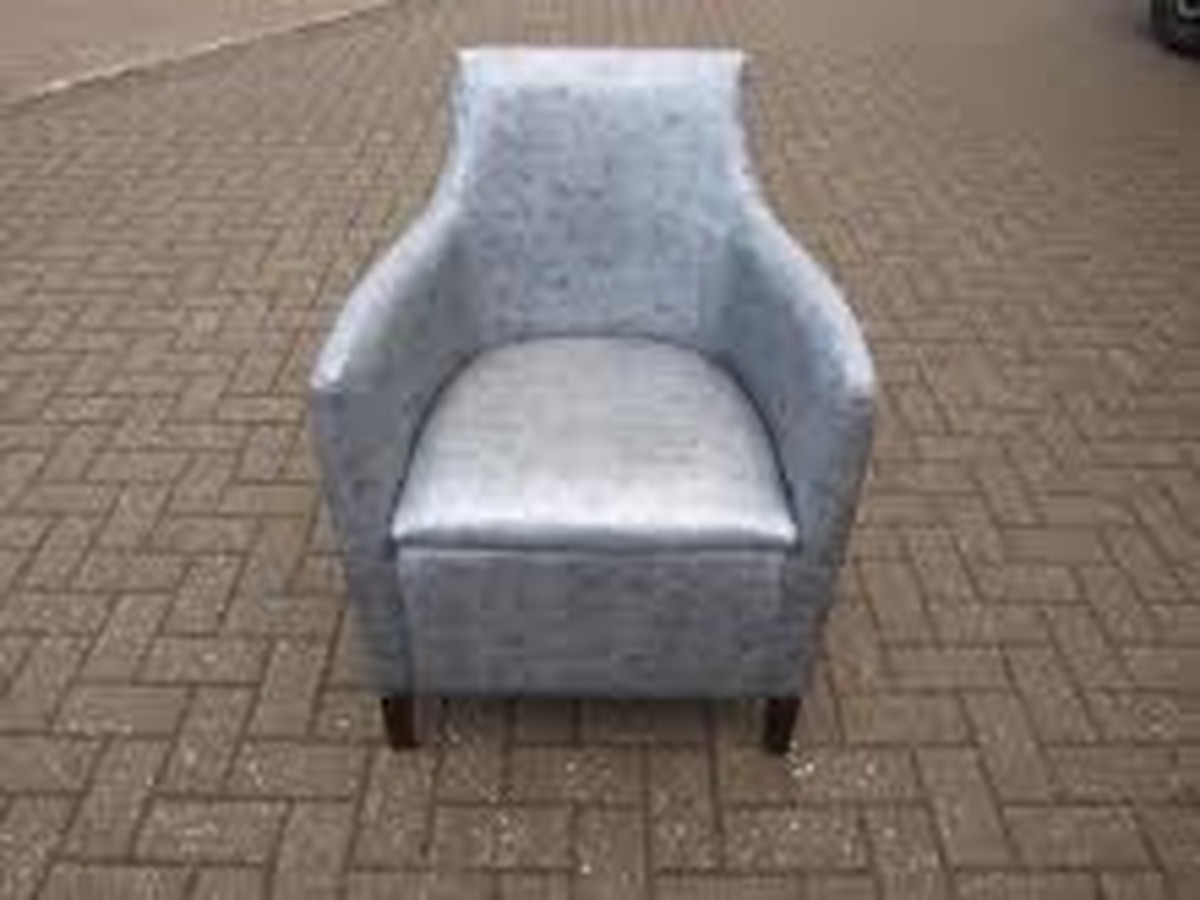 Secondhand Hotel Furniture Lounge And Bar 8x Tub Chair