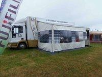 7.5 Ton Mobile Exhibition / Retail Unit
