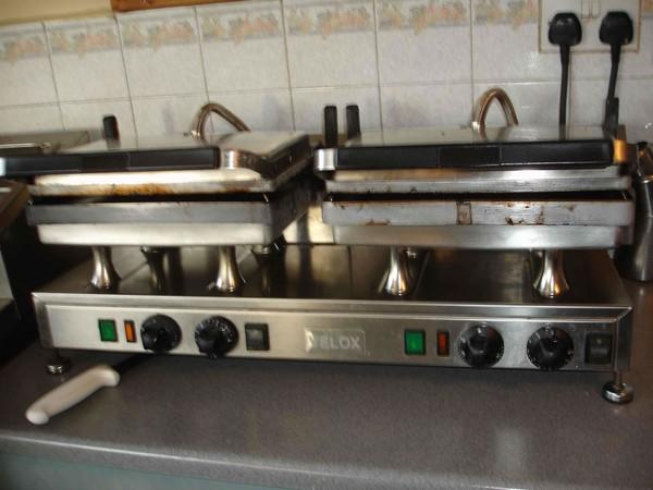 Velox Panini Grill (Code MF2546)