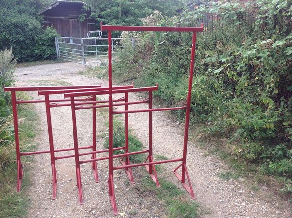 Builder's trestles