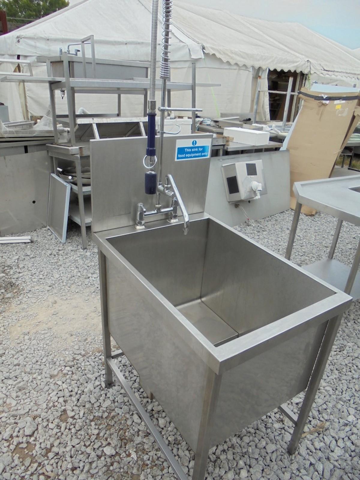 pot wash machine